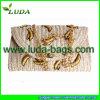 Frizione variopinta dell'estetica della paglia del frumento