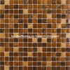 Mosaico de cristal de Goldline del azulejo de mosaico (HGM201)