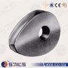 Fundición de acero galvanizado maleable pesado Anillo Sólido Cable dedal DIN3091