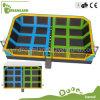 Venta al por mayor práctica populares niños Indoor Trampoline Park Bed