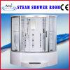 白いシャワーのマッサージの蒸気部屋(AT-GT822F)