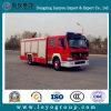 Carro de bombeiros urbano da batalha de HOWO 4X2 para a venda