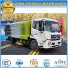 Dongfeng 4X2 Arena sucia y vehículo de aspiración vacío Cbm 9 camión escoba