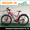 bici eléctrica de la ciudad con estilo portable de 36V 250W para la señora