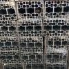 Quadrat, rundes, unterschiedliches Aluminiumlegierung-Strangpresßling-Profil für Tür und Fenster-Gefäß `111