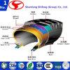 Le nylon 6 de Shifeng 1400dtex a plongé le tissu de cordon de pneu pour faire des pneus