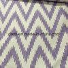 ソファーのための新しい紫色の家具製造販売業ファブリック