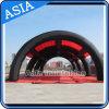 Kundenspezifisches buntes aufblasbares Paintball Zelt/aufblasbarer Zählimpuls für im Freienaktivität
