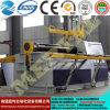 Grado Superior Best-Selling CNC máquina de doblado de la placa de rodillo 4