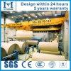Grúas del molino de papel y sistema de manipulación de materiales