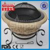Pozzo di pietra del fuoco del carbone di legna di modo (SP-FT090)