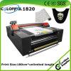 Fabricante Máquina de impresión del transportador de la correa para el material del rodillo y de la pieza