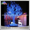 6 pés de árvores de Natal Artificiais decorativas