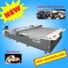 Faca de mobiliário de couro Dieless CNC máquina de corte (RZCUT-3625)