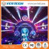 Alto schermo di visualizzazione dell'interno del LED di definizione P4