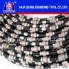 Le câble métallique neuf de diamant de 11.5mm a vu pour le béton