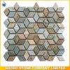 High Premium New Design Pattern Water Jet Marble Mosaic Tile