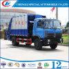 좋은 품질 싼 가격 10cbm 쓰레기 쓰레기 압축 분쇄기 트럭