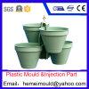 異なったサイズの鍋のためのプラスチック植木鉢型
