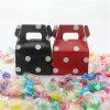 Caja de papel Wedding modificada para requisitos particulares del caramelo, caja del caramelo