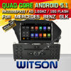 Witson Android 5.1 GPS del coche para Mercedes-Benz GLK (2008-2010) (A5708)