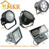 Wasmachine van de Muur van de Bouw van de LEIDENE Lamp van de Vloed de Lichte IP67 RGB Openlucht