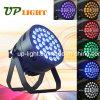 36*12W RGBWA +UV lavar 6en1 PAR LED de luz para KTV
