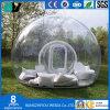 Tenda gonfiabile trasparente della bolla con per il campeggio