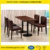 O restaurante de fast food Custom-Made cadeira de mesa definir