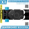 Тележка скейтборда электрического привода доски конька пластичная