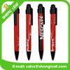 Penna a sfera di plastica promozionale per gli articoli per ufficio (SLF-PP022)