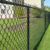 Горячая продажа оцинкованных/PVC звено цепи сад проволочной сеткой безопасности утюг металлические фермы ограждения для обеспечения безопасности