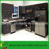 2017 Madeira Arylic brilhante novo e moderno mobiliário de armário de cozinha