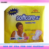Softcare a Plus-гигиенических прокладок для Wommen хлопка в Гане