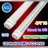 Nieuw! ! ! 4ft T8 High Super Bright 18W 20W 22W LED Tube