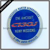 Двусторонняя металлические монеты сувениров для самолетов подарок (BYH-101170)