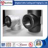 ANSI B16.11 Carbono forjado e cotovelos de rua em aço inoxidável