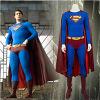 スーパーマンは衣裳のスーパーマンのCosplayのフルセットの大人の人を戻す