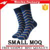 Оптовое платье людей носок хлопка Customed высокого качества конструкции способа Socks лодыжка Anti-Slip Scoks