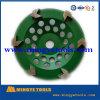 Roda de corte de diamante de alto desempenho para polimento de mármore