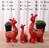 Decoración de cerámica del hogar del diseño de los animales del nuevo diseño