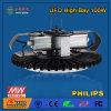 Iluminação elevada ao ar livre do louro do UFO do diodo emissor de luz SMD2835 100W