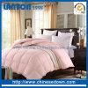 Дешевые постельные принадлежности устанавливают одеяло напечатанное ферзем розовое вниз