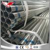 穏やかな鋼鉄前に電流を通された鋼管は建築材料のための管のあたりでまたは前電流を通した