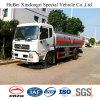 caminhão de petroleiro da gasolina do euro 3 de 14cbm Dongfeng Kinrun com Cummins
