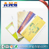 ISO14443 Cr80 Plastik-RFID Belüftung-Chipkarte mit magnetischem Streifen