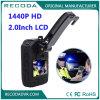 камера полиций экрана 1440p HD 4G 2inch LCD несенная телом