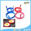 Modèle de cuisson au silicone en forme d'anneau à oeufs ronds
