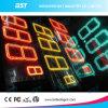 Im Freien Gaspreis-Wechsler-Zeichen des Digit-LED (Fernsteuerungs)