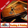 Notebook de couro PU para deslocamento diário oficial e Observação (520064)